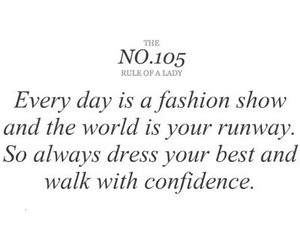 fashion text quote image