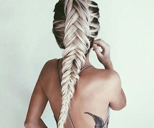 goals, hair, and tumblr image