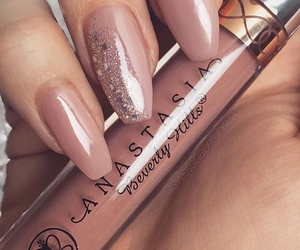 nails and anastasia beverly hills image