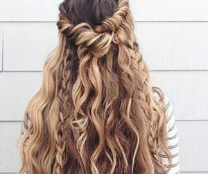 girl, hair, and girly-m image