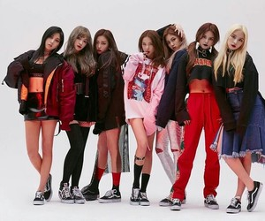 clc and kpop image