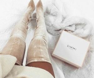 fashion, shoes, and simmi image