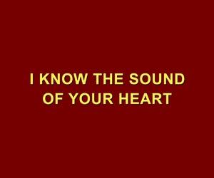 indie, love songs, and Lyrics image