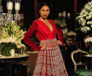 bridal dresses india and red indian wedding gown image