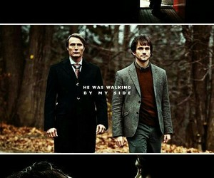hannibal, will+graham+, and hannibal+lecture+ image
