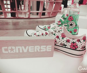 converse, girls, and shoes image
