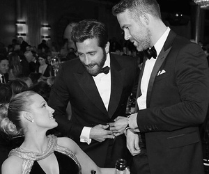 blake lively, celebrities, and golden globes image