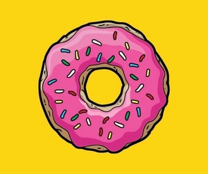 rosquinhas, amor, and doce image