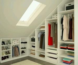 closet, design, and photography image