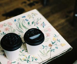 indie, vintage, and coffee image