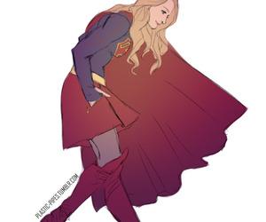 fanart, Supergirl, and kara zor-el image