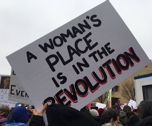 feminism, girl power, and women image
