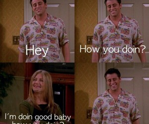 Jennifer Aniston, Joey, and quotes image