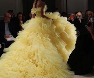 Couture and yellow image