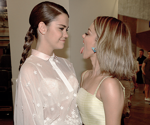 maia mitchell, sarah hyland, and the fosters image