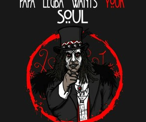 american horror story, coven, and papa legba image