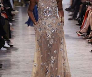 elie saab, Couture, and fashion image