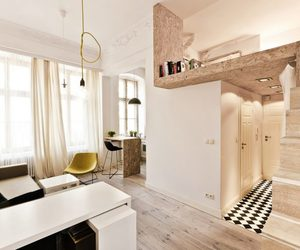 display, small apartment, and interior ideas image