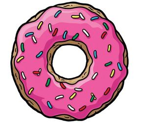 donuts and pink image