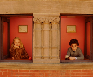 The Royal Tenenbaums and wes anderson image
