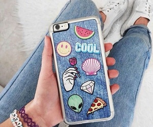 iphone, cool, and case image