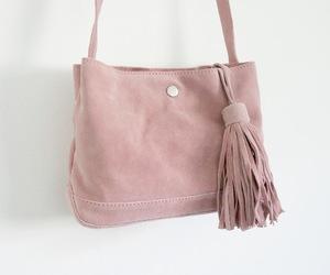 bag, girly, and handbag image