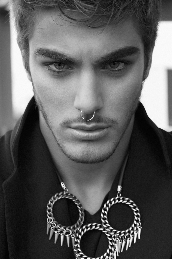Charming Nose Rings Men Photos - Jewelry Collection Ideas ...
