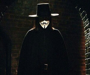 guy fawkes, mask, and v for vendetta image