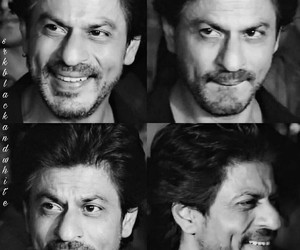 bollywood, handsome, and shahrukh khan image