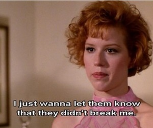 pretty in pink, quotes, and movie image