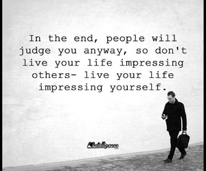 be yourself, life, and mood image