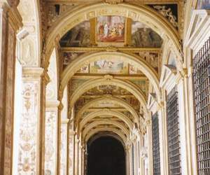 architecture, vatican, and art image