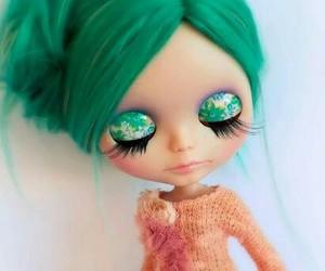 blythe, blythe doll, and boneca image