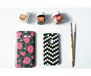 floral, phonecovers, and samsungj5 image
