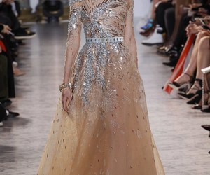 elie saab, dress, and Couture image