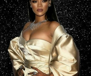 rihanna and wallpaper image