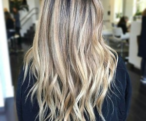 beauty, blond, and goals image