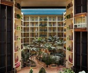 balconies, california, and cozy image