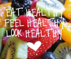 food, healty, and FRUiTS image