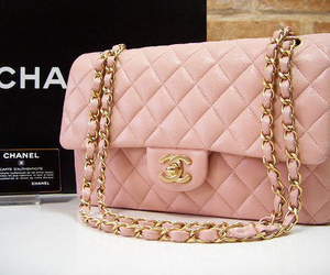 chanel, pink, and coco channel image