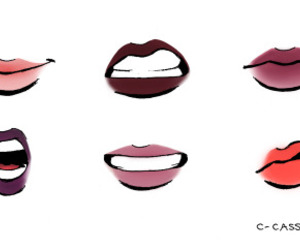 -funny and -lips image