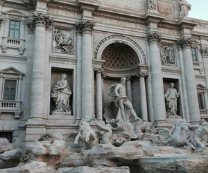 cities, italy, and rome image