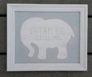 elephant, home decor, and neutral image