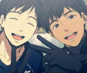 yuri on ice, anime, and yuri katsuki image
