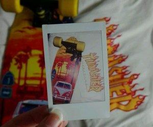 fuji, instax, and polaroid image