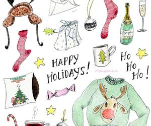 christmas, xmas, and mangomini image
