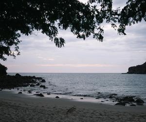 beach, black, and blog image