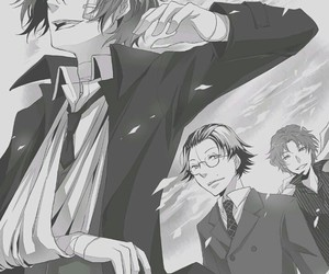 anime and bungo stray dogs image