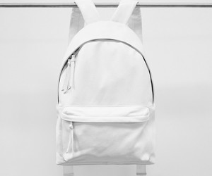 white, bag, and aesthetic image