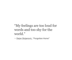 black and white, feelings, and poems image